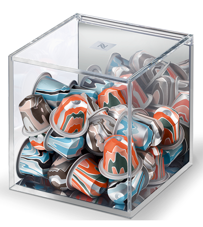 LIMITED EDITION VIEW CUBE