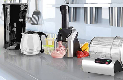 Kuhinjski aparati za najukusnija jela!
