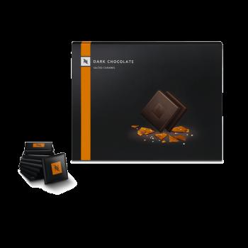 Temna čokolada s slano karamelo