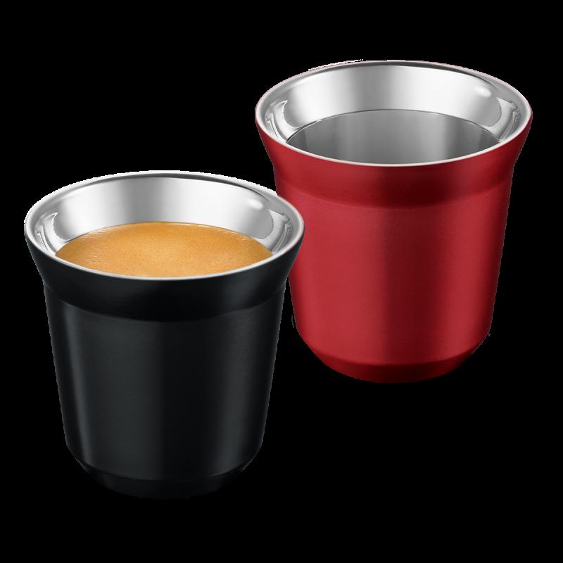 Set skodelic Pixie Espresso, Ristretto & Decaffeinato