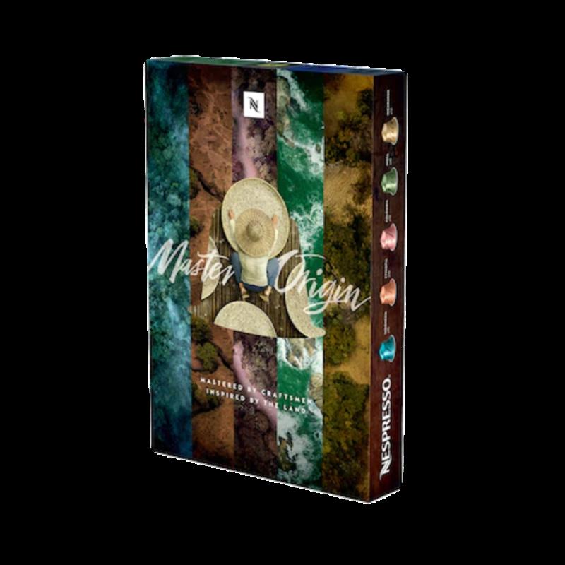 Master Origins Wrap - Komplet 50 kapsul